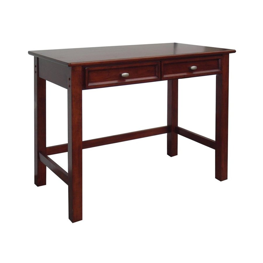 Shop Home Styles Hanover Cherry Computer Desk at Lowescom