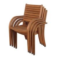 25 Awesome Patio Chairs Wood - pixelmari.com