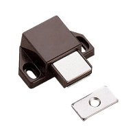 Shop Sugatsune Brown Magnetic Cabinet Latch at Lowes.com