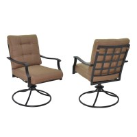 27 Fantastic Swivel Patio Chairs With Cushions - pixelmari.com