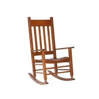 Shop Garden Treasures Natural Wood Slat Seat Outdoor