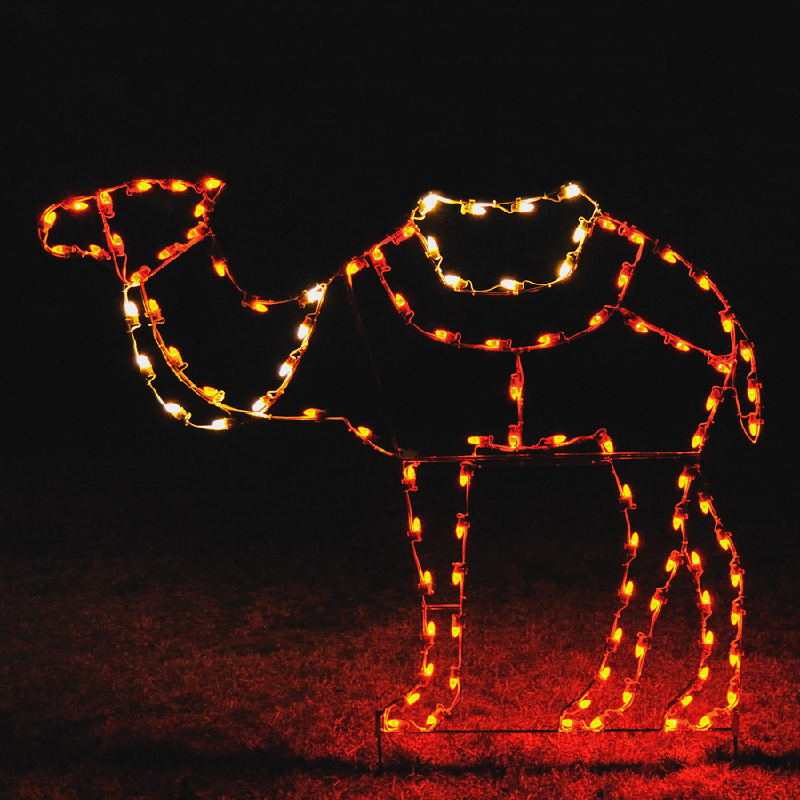 Shop Holiday Lighting Specialists 542ft Camel Outdoor