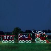Christmas Decoration Train | Holliday Decorations
