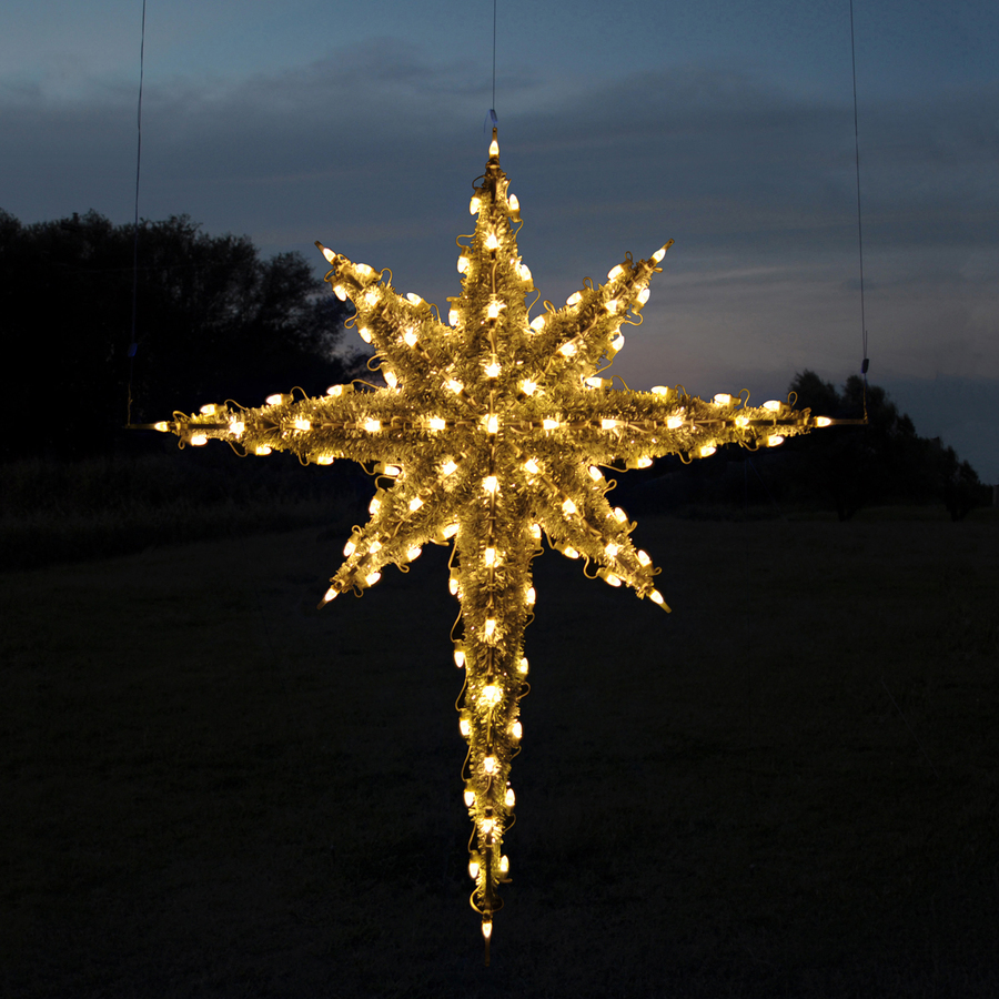Shop Holiday Lighting Specialists 683ft Moravian Star