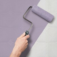 Shop allen + roth Strippable Prepasted Paintable Wallpaper