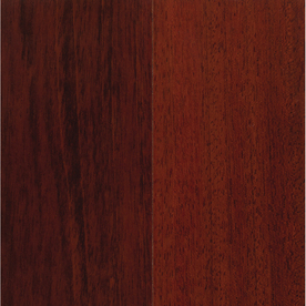 Shop Mohawk 3in W x 48in L Cherry Engineered Hardwood