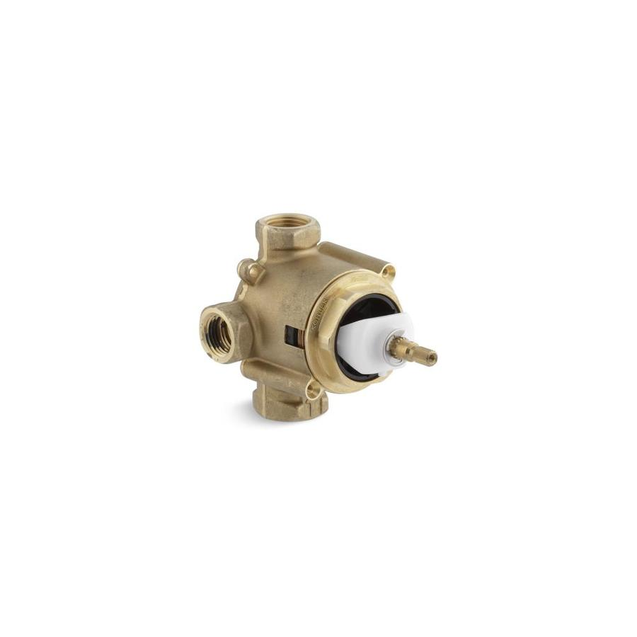 Shop KOHLER 34in Brass Hose InLine Shower Valve at Lowescom