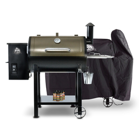 Display Product Reviews For   Sq In Green Pellet Grill