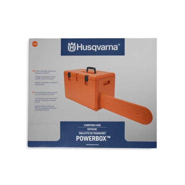 Husqvarna Chainsaw Case