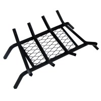Shop Landmann USA 1/2-in Steel 18-in 4-Bar Fireplace Grate ...