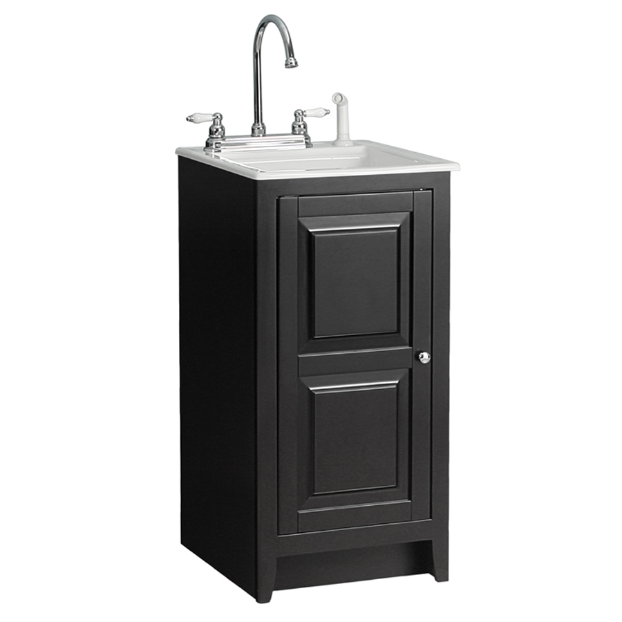 Laundry Utility Sinks With Cabinet
