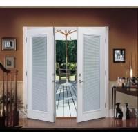 Shop ReliaBilt 6' ReliaBilt French Patio Door Steel ...