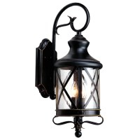 Allen Roth Oil Rubbed Bronze Outdoor Wall Light from Lowes ...