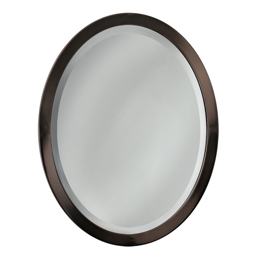 Bathroom Mirrors Oval With Perfect Image