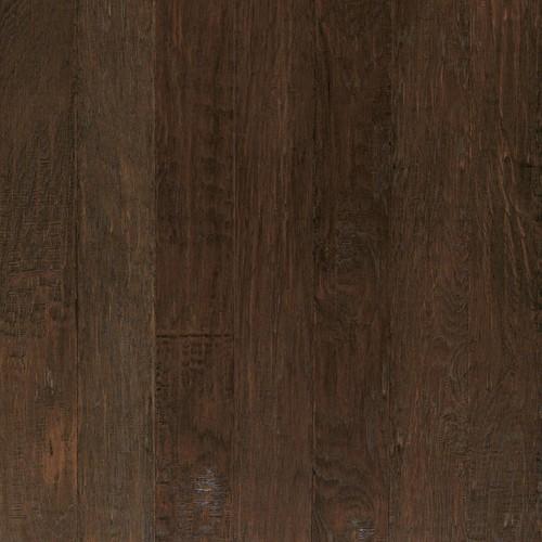 Dark Shaw Hickory Engineered Hardwood Floor from Lowes