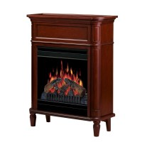 Shop Dimplex 31-in W Cherry Wood Electric Fireplace with ...