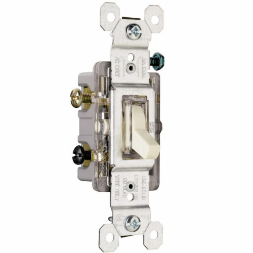 small resolution of  legrand 15amp light almond double pole light switch at lowescom auto light switch wire diagram