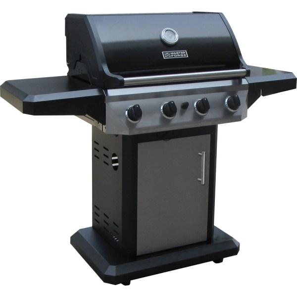 Master Forge 4-burner 48 000-btu Liquid Propane Gas Grill