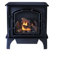 Shop Cedar Ridge Hearth 1,000-sq ft Dual-Burner Vent-Free ...