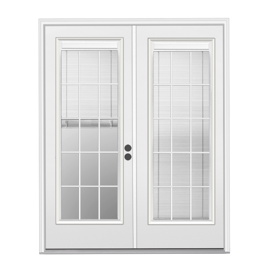 Shop Reliabilt 71 5 In Blinds Between The Glass Primer