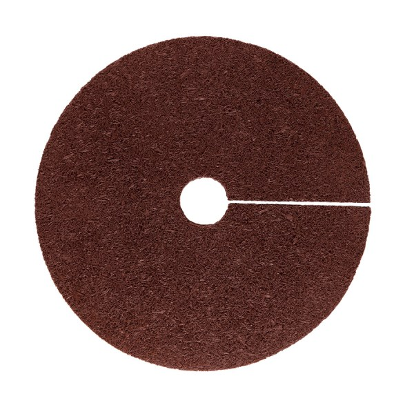 Rubberific 24-in Red Recycled Rubber Tree Ring