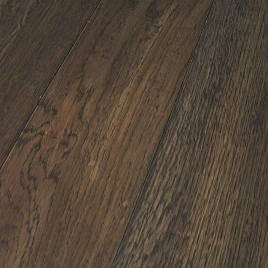 Shop Natural Floors by USFloors Domestic Handscraped 49in W Prefinished Oak Locking Hardwood