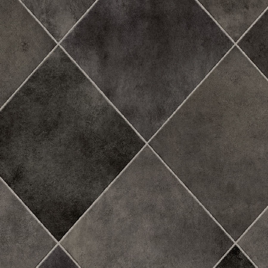 Shop IVC 12ft W Delta 595 Stone LowGloss Finish Sheet