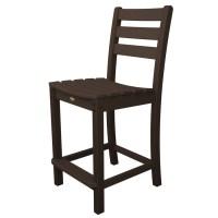 Shop Trex Outdoor Furniture Monterey Bay Slat Seat Plastic ...