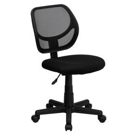 chairs for office director covers at lowes com display product reviews black casual task chair
