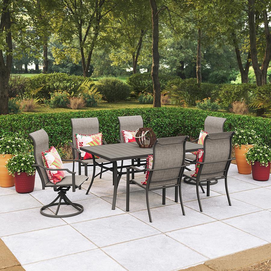 aluminum patio furniture at lowes com