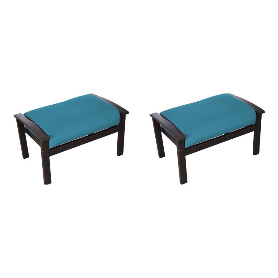 outdoor ottomans foot stools at lowes com