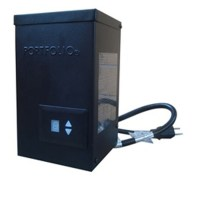Shop Portfolio 300-Watt 14 Volts Multi-Tap Transformer ...
