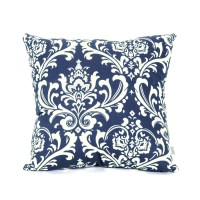Shop Majestic Home Goods Navy Blue French Quarter UV ...
