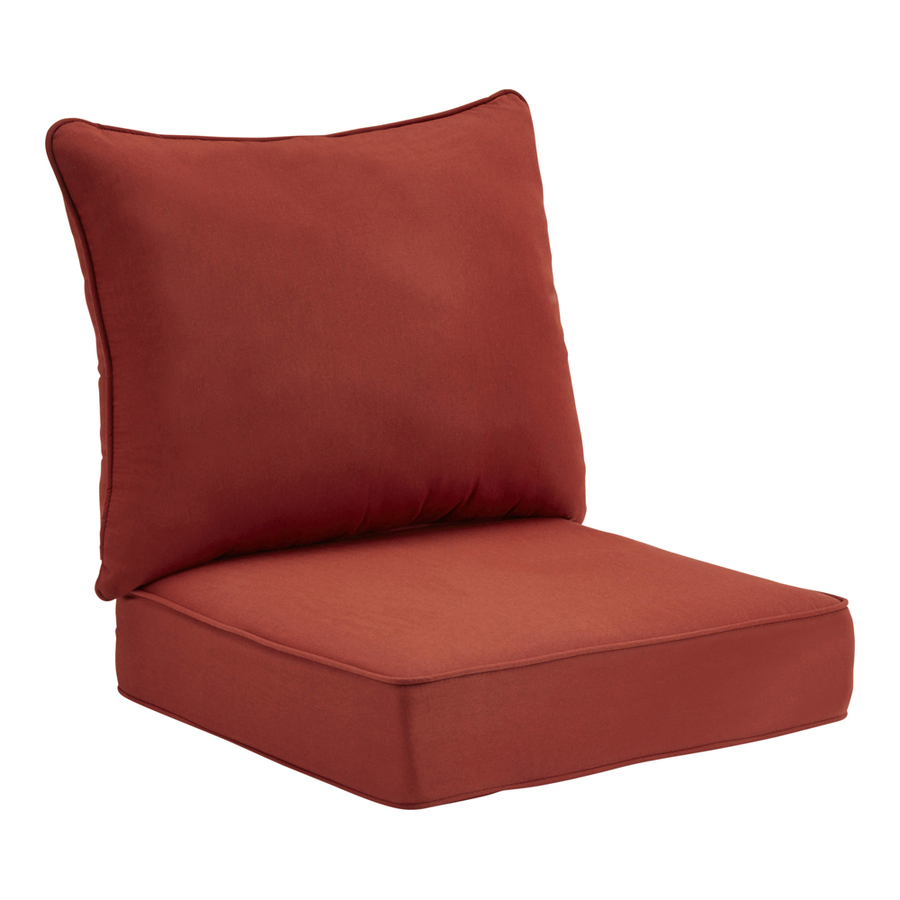 Deep patio cushions on Shoppinder