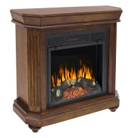 Pleasant Hearth Electric Insert & Transitional All In One ...