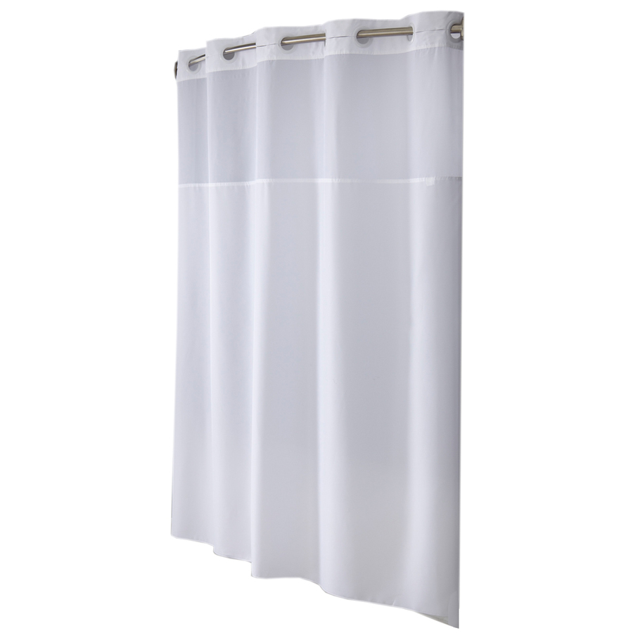 shower curtains rods at lowes com