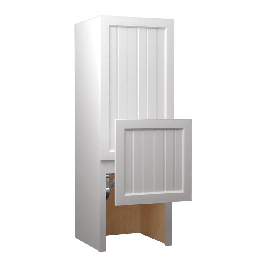 Shop KraftMaid Storage Cabinet Common 18in Actual 18