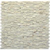 Shop Solistone 10-Pack Modern Fauve Natural Stone Mosaic ...