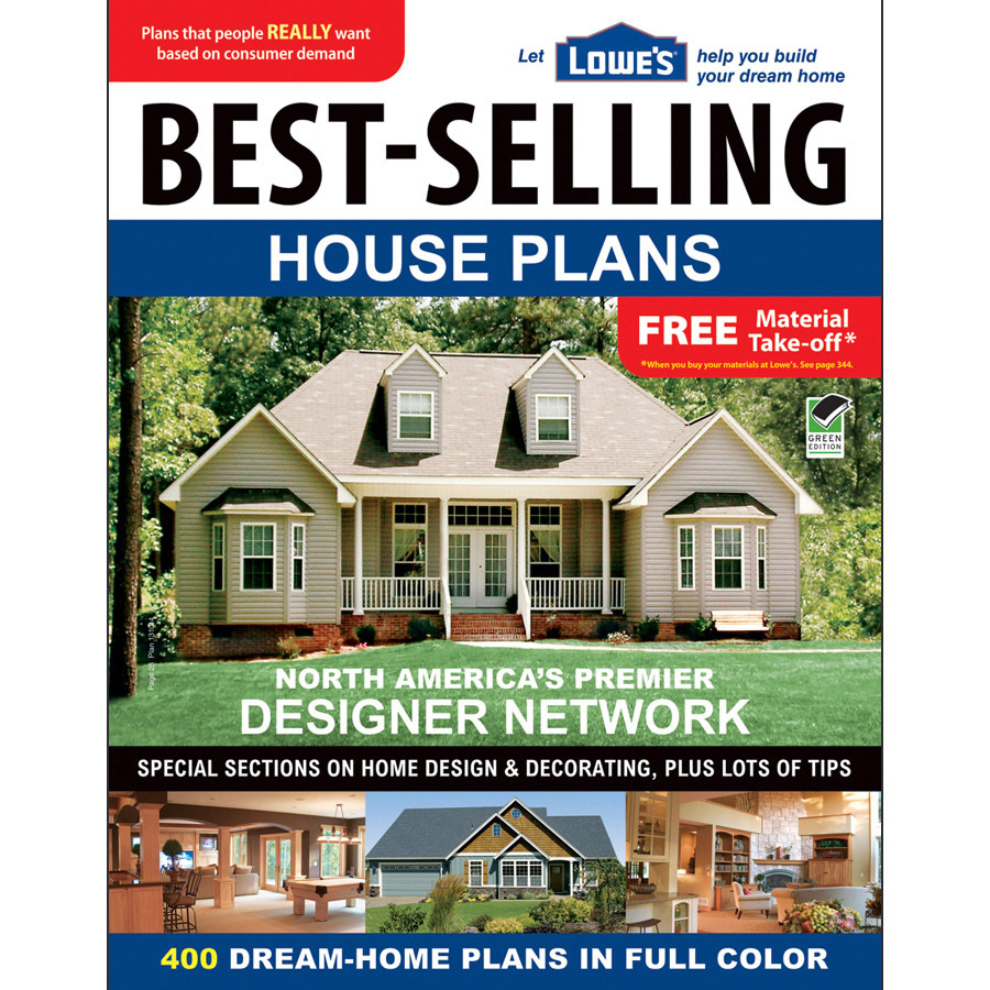 Shop Lowe's Best Selling House Plans at Lowes.com