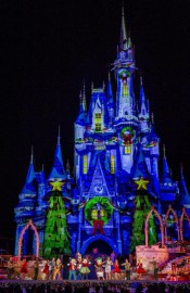 Certain pre-determined nights until December 22, at Magic ... (PHOTO SUPPLIED BY WALT DISNEY WORLD) - image 3.0 &quot;title =&quot; The Christmas Fairy at Walt Disney World - image 3.0 &quot;/&gt;   <div class=