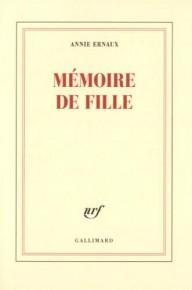 Mémoire De Fille Annie Ernaux : mémoire, fille, annie, ernaux, Annie, Ernaux:, N'est, Simple, D'être, Femme, Presse