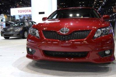 Les Camry 2007-2009 font partie des modèles de Toyota sous investigation.
