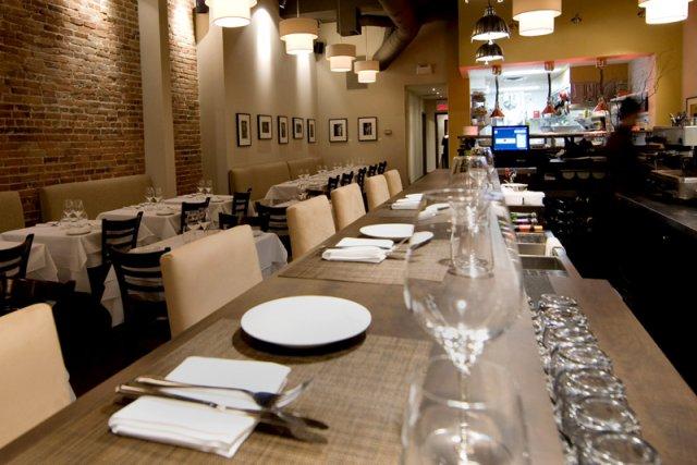 Salute de la classe et du bon got  Robert Beauchemin collaboration spciale  Restaurants