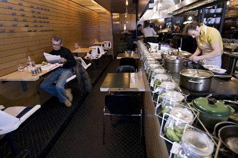Ciel De Bar Cuisine