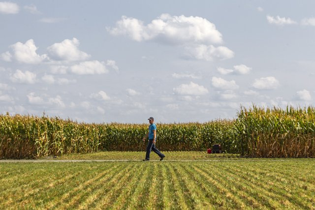 «Le Québec n'est pas une puissance agricole, mais... (Photo: Olivier PontBriand, La Presse)