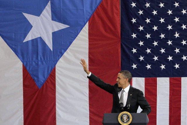 Plus de deux millions de Portoricains sont appelés à voter mardi pour leur... (PHOTO BRENNAN LINSLEY, ASSOCIATED PRESS)