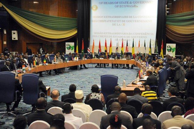 Les responsables de nombreux pays africains se sont... (Photo AFP)