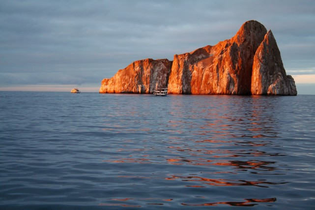 Les îles Galapagos en Equateur.... (Photo RelaxNews)
