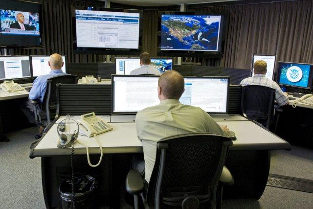 Le programme du Pentagoneconsacré aux cyberattaques emploie actuellement900... (PHOTO MARK J. TERRILL, ARCHIVES AP)