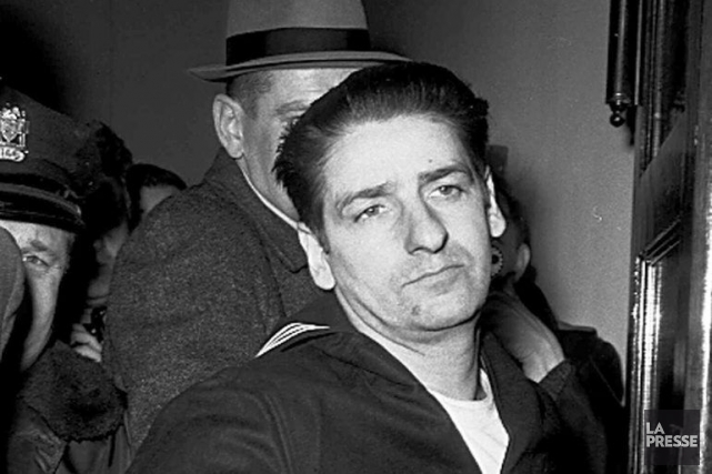 Photo du suspect Albert DeSalvo datant de 1967.... (Photo Associated Press)
